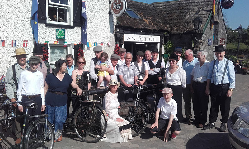Irish Country Roads and Trails - Community Cycle